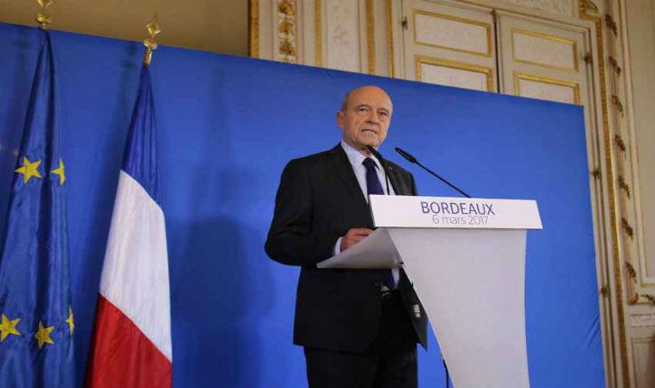 Juppé confirme ne pas être l'alternative à Fillon