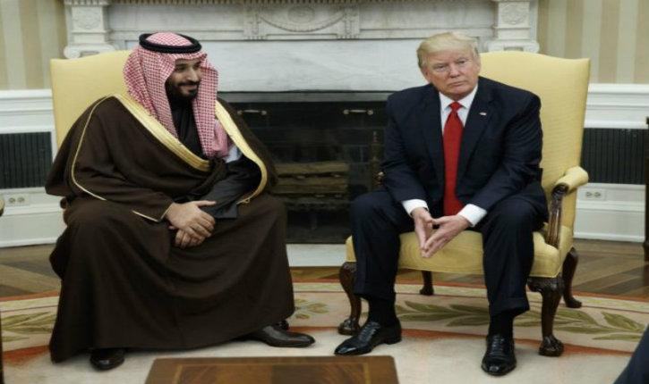 Trump reçoit le soutien du prince saoudien :» Trump est un véritable ami des musulmans», et le bannissement de certains pays musulmans est une bonne mesure