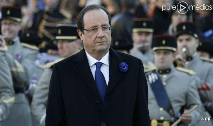 Hollande vante son bilan en matière de sécurité…