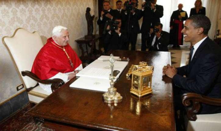 Un archevêque italien : «Benoît XVI a démissionné sous la pression d'Obama»