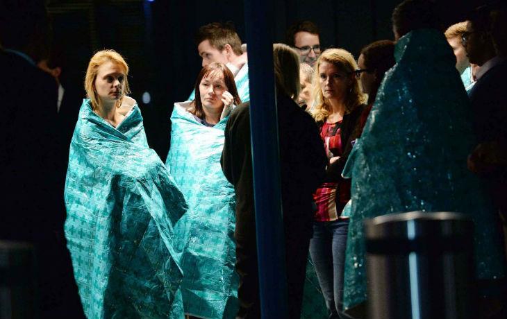 Alerte à l'anthrax à Bruxelles: quatre personnes hospitalisées d'urgence après la découverte de poudre blanche
