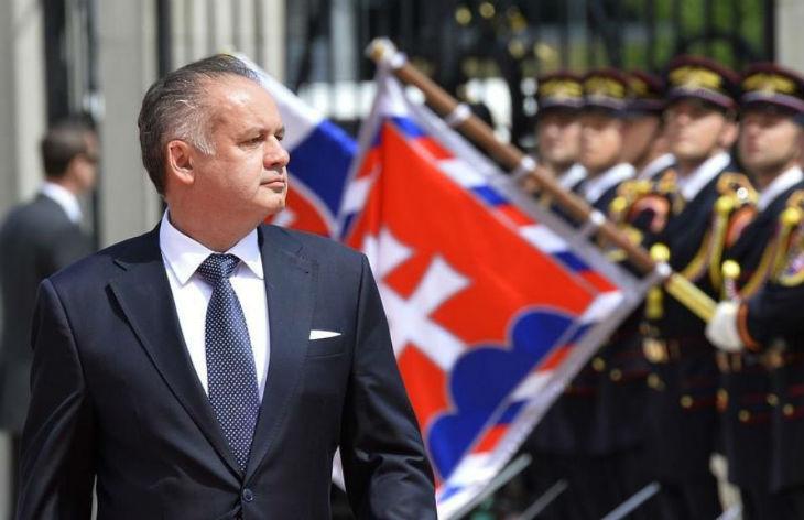Le Président de Slovaquie : «Quand j'ai vu comment la communauté juive était unie, je me suis aussi demandé pourquoi ne deviendrais-je pas Juif ?»