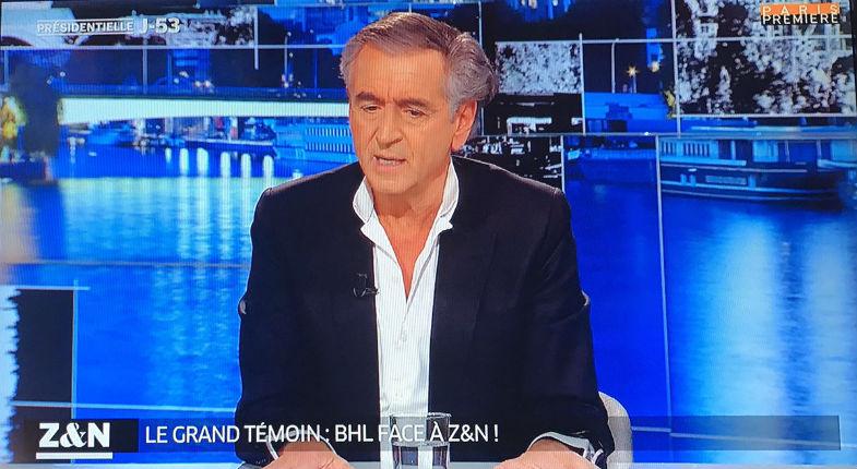 [Vidéo] «Hollande a été un très bon président» : la petite phrase de BHL qui fait rire les spectateurs et Twitter