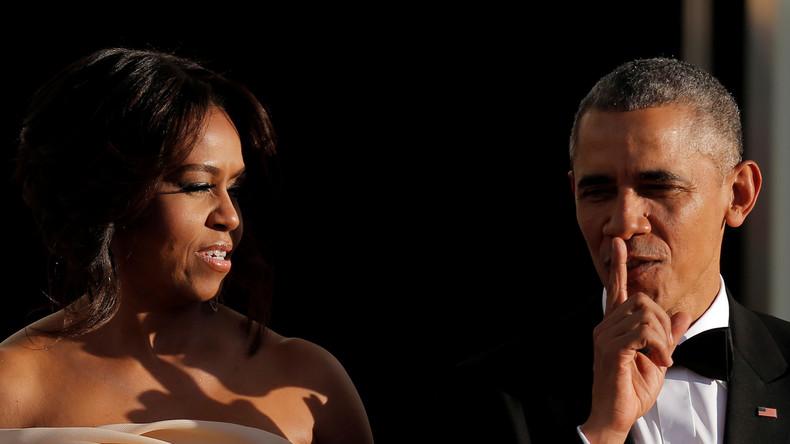 Et maintenant Obama s'en met plein les poches : Contrat record de 65 millions d'euros pour la publication de ses mémoires