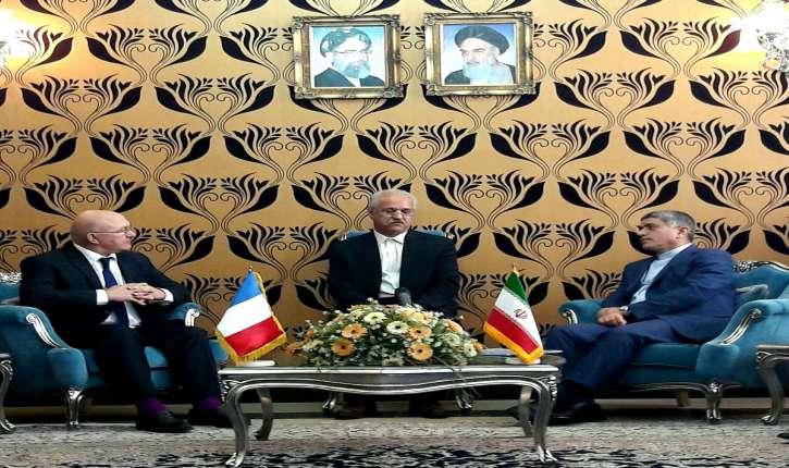 France : Michel Sapin veut encourager les banques à travailler avec l'Iran