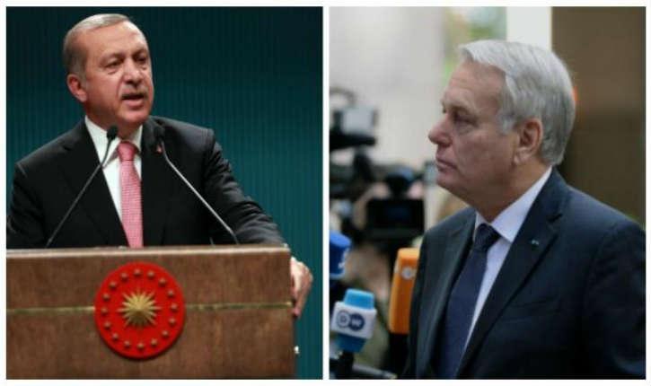 Imagine-t-on De Gaulle se coucher devant Erdogan? Ayrault et Hollande déshonorent la France
