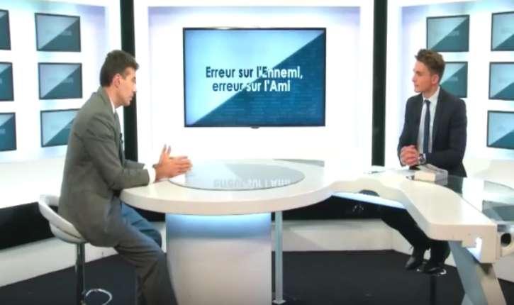 [Vidéo] Alexandre Del Valle : l'Occident demeure allié aux « pôles de l'islamisme sunnite » qui oeuvrent à l'islamisation de nos sociétés