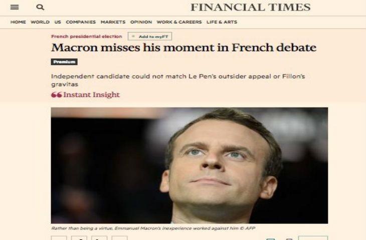 Grand débat : Sondage bidonné de BFM en faveur de Macron ? Les autres sondages disent le contraire
