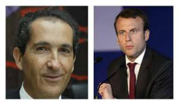Les arrangements fiscaux entre Macron et Patrick Drahi, le magnat des médias