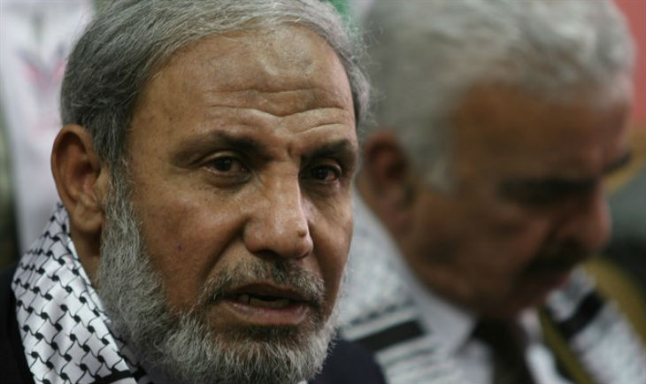 Mahmoud Al-Zahhar, chef du Hamas, «Le Coran nous dit de chasser les Juifs de la totalité de la Palestine»