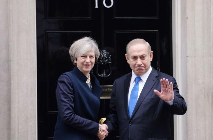 Une force de frappe israélo-britannique pour poursuivre des accords commerciaux post-Brexit