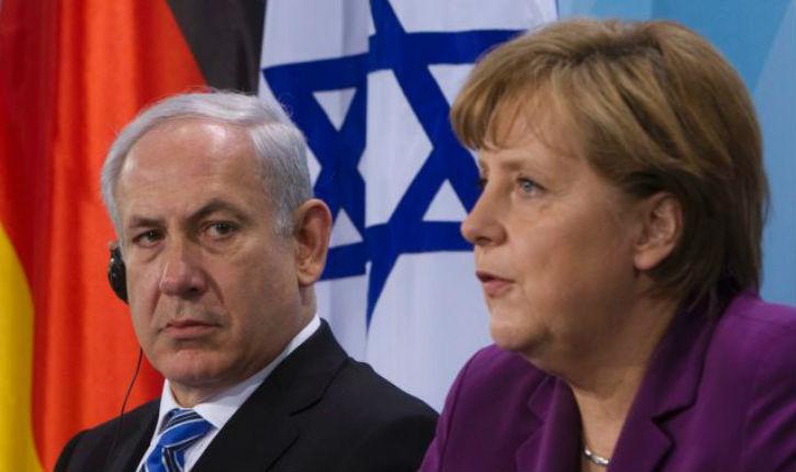 Les relations entre Israel et l'Allemagne sont au plus bas !