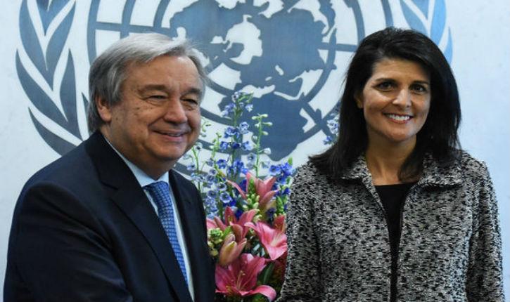 Le secrétaire général de l'ONU se désolidarise d'un rapport scandaleux de l'ONU dénonçant «l'apartheid israélien»