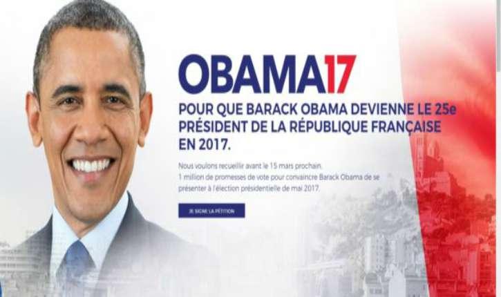 [Vidéo] France. Elections : «Obama président»