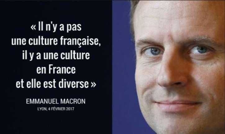 L'immigration selon Macron….et ce qu'il en est vraiment!
