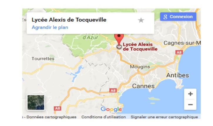 ALERTE ATTENTAT déclenchée – Fusillade au lycée de Tocqueville de Grasse (Alpes Maritimes)