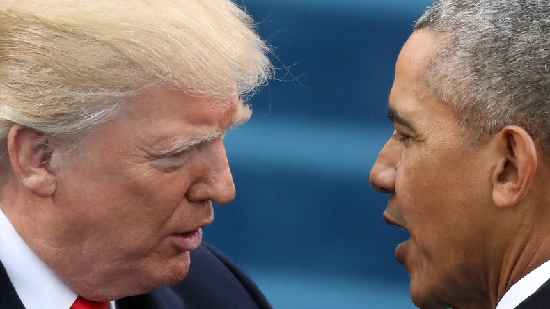 Obama a mis Donald Trump sur écoute