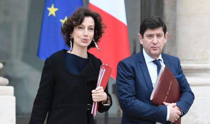 La candidature française qui présente une juive à l'UNESCO crée des tensions avec les arabes.