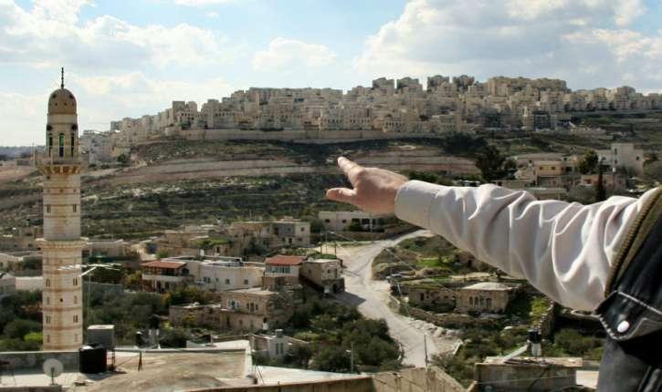 Fermeture d'un bureau de l'Autorité Palestinienne qui visait à empêcher la vente de terres aux Juifs
