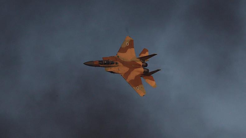 Raids israéliens en Syrie : Israël dément l'information syrienne affirmant avoir abattu un avion de combat israélien