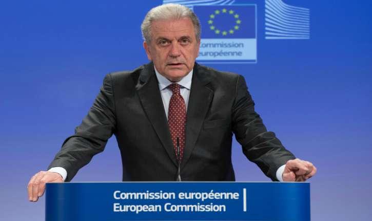 Le Commissaire européen Dimitris Avramopoulos : « l'Europe va avoir besoin de 6 millions d'immigrés »