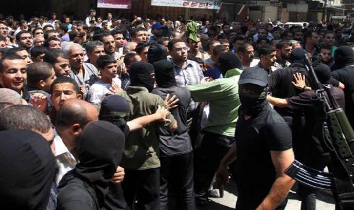 Charia à Gaza: peine de mort pour deux vendeurs de drogue