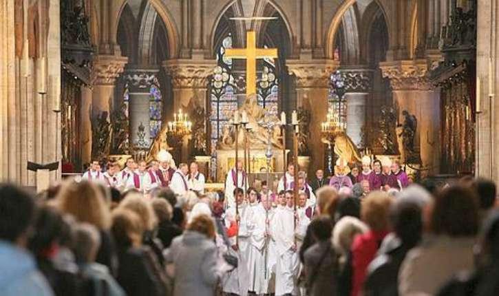 Espagne : la gauche ne veut plus de la messe dominicale à la télévision publique
