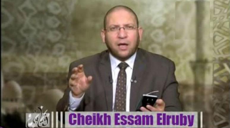 Antisémitisme ordinaire dans l'Islam : Le cheikh égyptien Essam Elruby «Il est vrai qu'Allah a transformé certains Israélites en singes et en porcs»