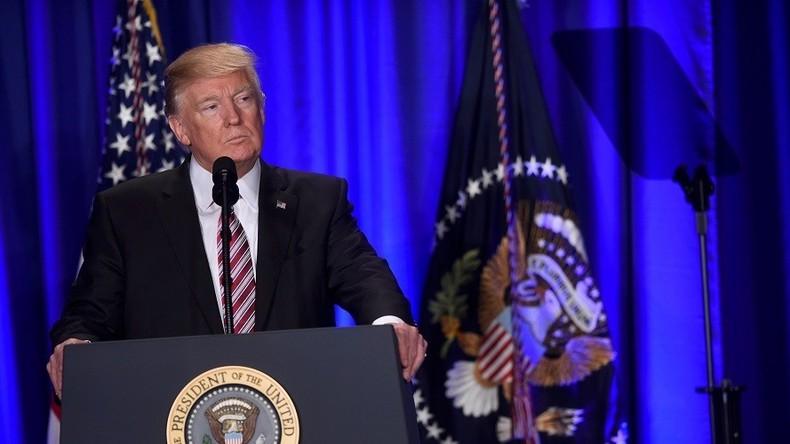 Etats Unis : Donald Trump souhaite que le Congrès approuve lefinancement du mur anti-migrants à la frontière mexicaine