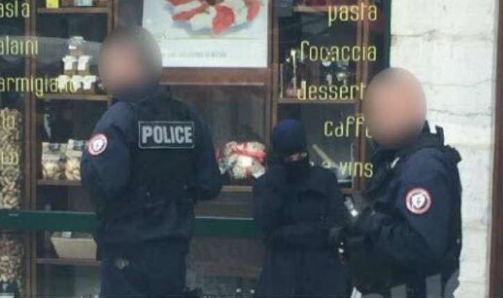 Dijon : une jeune femme radicalisée menace avec un couteau de 20 centimètres les passants dans la rue