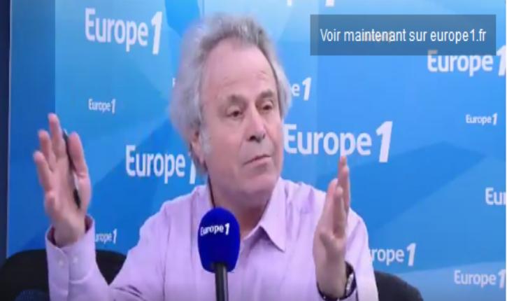 [Vidéo] Franz-Olivier Giesbert accuse le journal «Le Monde» de collaborer avec l'islamo-gauchisme