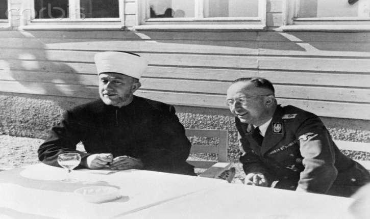 Document inédit/ une lettre d'Himmler qui apporte son « soutien total à la résistance palestinienne »