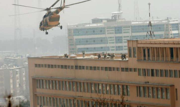 Afghanistan : des terroristes de l'État islamique déguisés en médecins attaquent un hôpital militaire à Kaboul, au moins 38 morts et plus de 70 blessés