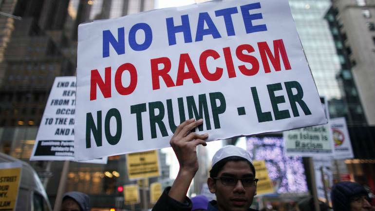 Les hordes islamo-gauchistes à l'assaut de la présidence Trump. Par Guy Milllière