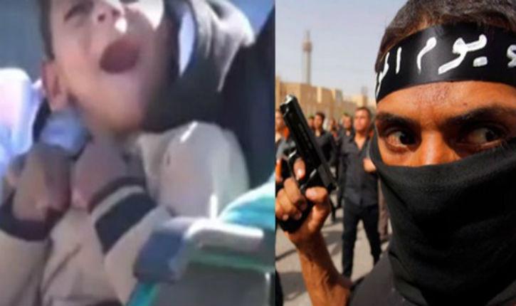 L'État islamique force des enfants et personnes handicapés à devenir kamikazes