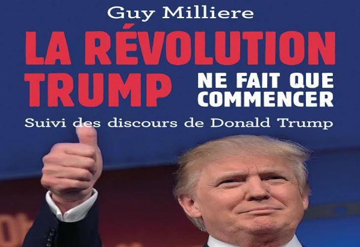 Ce que les médias vous cachent sur Donald Trump : Pré-commandez le livre évènement «La Révolution Trump» de Guy Millière. En partenariat avec Europe Israël