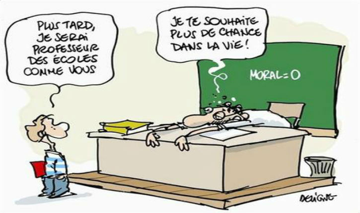 Un scandale à 300 millions € à l'Education Nationale