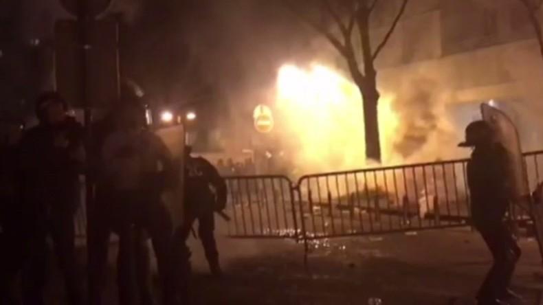 Le gouvernement fait charger la police contre les asiatiques mais pas contre les gauchistes violents… Pékin demande à Paris de protéger ses ressortissants après la mort de l'un d'entre eux à Belleville