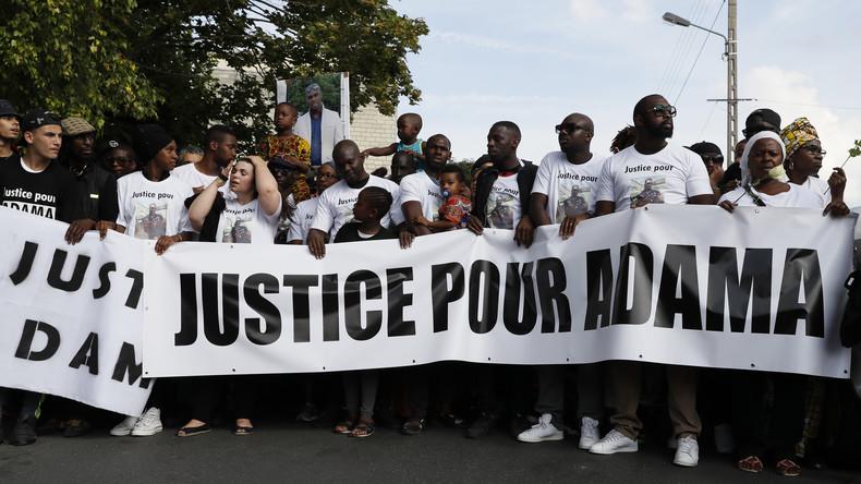 Déjà condamné en décembre, Bagui Traoré, frère d'Adama Traoré, soupçonnés d'avoir tiré sur des gendarmes et des policiers mis en examen