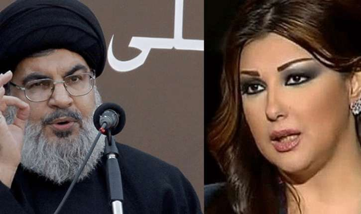 La journaliste libanaise Maria Maalouf porte plainte contre le dictateur islamique Nasrallah