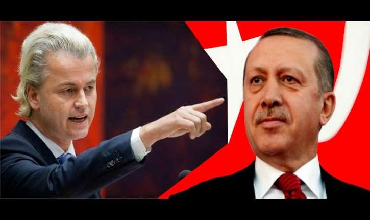 Aux Pays-Bas, on ne s'aplatit pas devant le Dictateur islamiste Erdogan