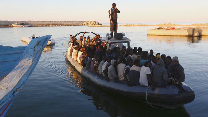 Bruxelles menace de sanctions les pays de l'UE n'accueillant pas de réfugiés. 6 millions de migrants attendent de rentrer