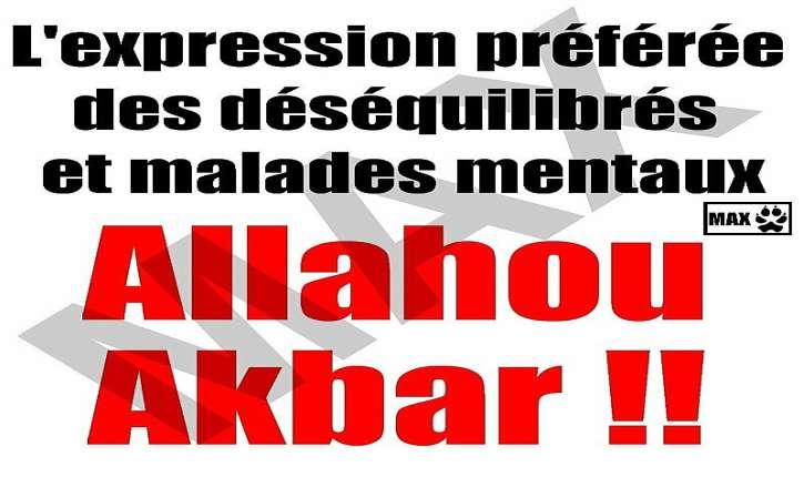 """Avignon : """"Allah Akbar, je suis armé et je vais tous vous tuer"""". Un déséquilibré de plus?"""