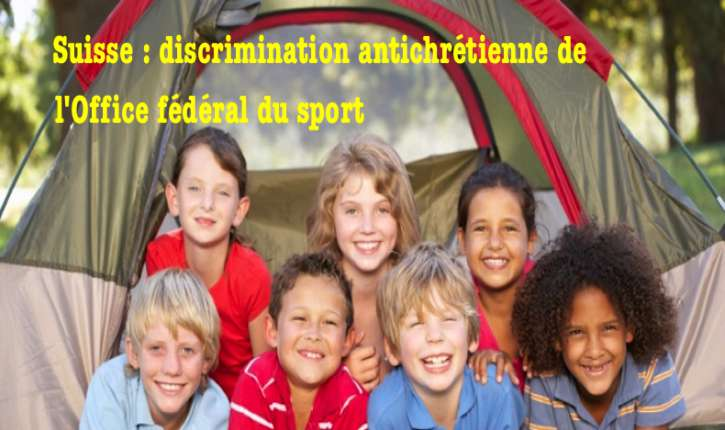 Suisse : discrimination antichrétienne de l'Office fédéral du sport