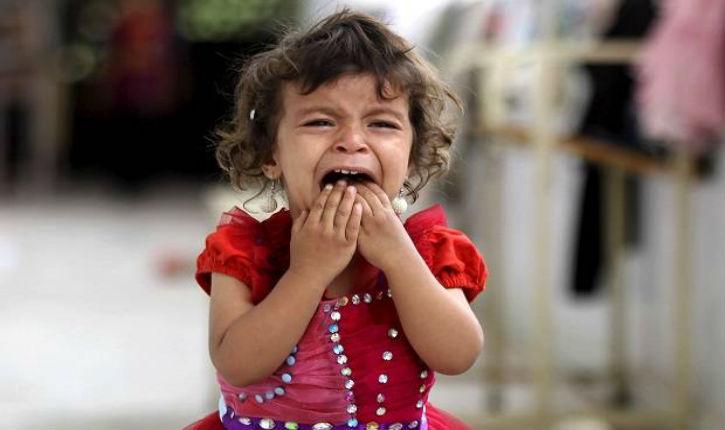 La France fournit aux Saoudiens les armes qui servent à massacrer des enfants au Yémen en toute impunité