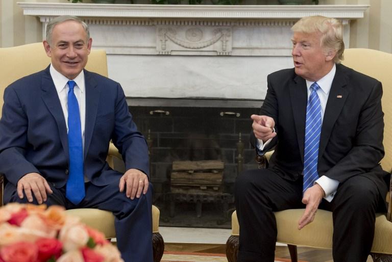 Trump va t'il enfin reconnaître Jérusalem comme capitale d'Israël?