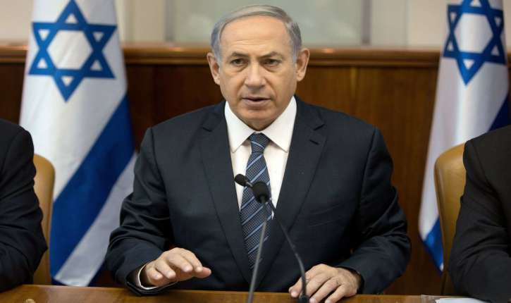 [Vidéo] Benyamin Netanyahou : «Ceux qui nous menacent mettent leur propre vie en danger»