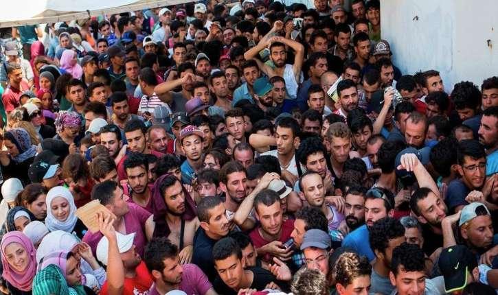 L'Union Européenne a accordé le droit d'asile à plus de 700 000 migrants en 2016