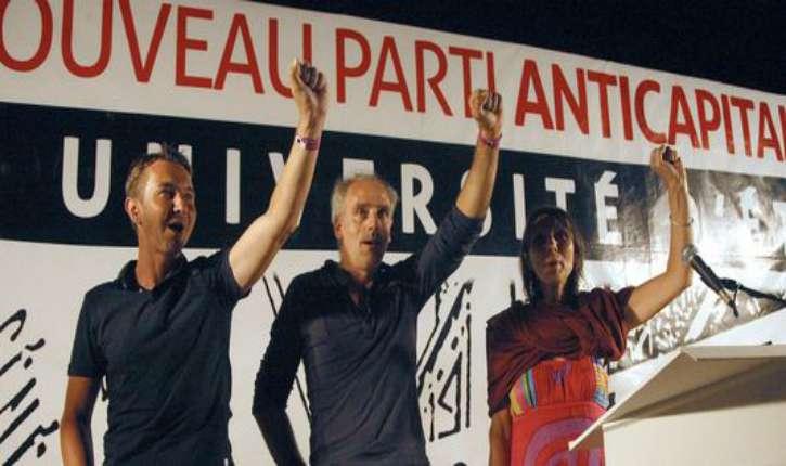 """[Vidéo] Poutou veut """"supprimer le drapeau français, le défilé du 14 Juillet, puis démilitariser la société"""" !"""
