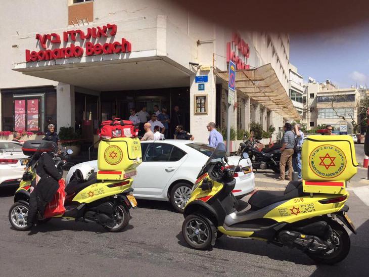 [vidéo] Tel Aviv: Attentat à l'arme blanche (4 blessés)